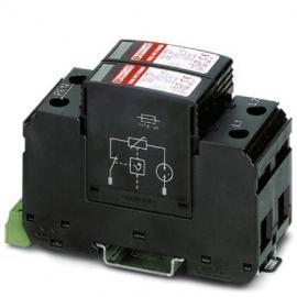 菲尼克斯2类电涌保护器 - VAL-MS 350 VF/1+1-FM - 2902577