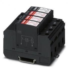菲尼克斯防雷器2类电涌保护器 - VAL-MS 230/3+1 - 2838209