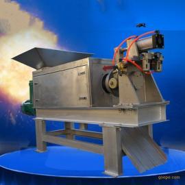 食品垃圾压榨机纸浆脱水机纸浆废渣过滤设备市政污泥压榨机