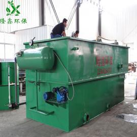 一元化污水处理设备 气浮沉淀一体机