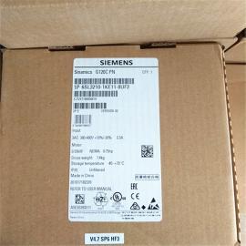6SL3210-1KE18-8AB1西门子变频器G120C原装正品现货质保一年