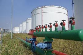 石油储罐站防雷、防静电装置安装与检测介绍,输配站防雷设施检测