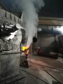 熔炼炉中央集�m器