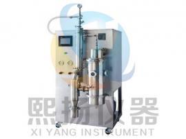 实验室真空喷雾干燥机,小型低温喷雾干燥机