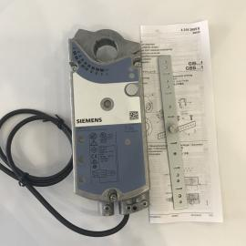SIEMENS/西门子风阀执行器GBB131.1E球阀驱动器电动阀门执行器