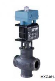 SIEMENS西门子电磁调节阀MXG461.15-0.6冷热水阀DN15-50