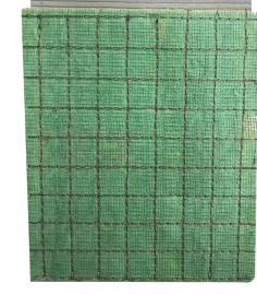 A1级外墙保温 网织增强岩棉板 攻克岩棉缺点