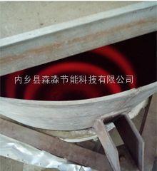 硅胶反应釜加热器 反应釜环保电磁加热器 无需夹套和导热油