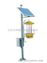 立杆式太阳能杀虫灯