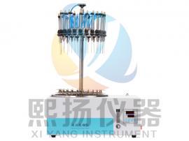 圆形氮吹仪 12位/24位氮气吹干仪