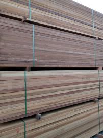 菠萝格防腐木栏杆,菠萝格防腐木户外地板