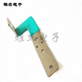 环氧树脂涂层喷塑导电铜排