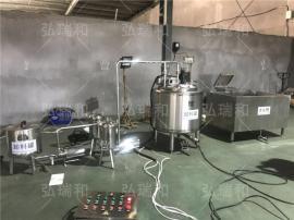 猪血加工设备-猪血生产加工流水线设备