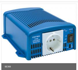cotek纯正弦波350W逆变器SE350太阳能光伏发电车载户用离网家用房