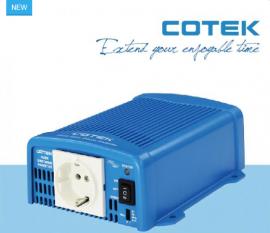 COTEK逆变器SE400W纯正弦波400W太阳能光伏发电车载户用离网家用&