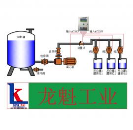 自来水定量控制器/系统