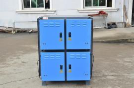 蓝箭12000风量慈溪冷镦机,红冲加工件油烟净化器