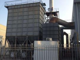 锅炉烟气脱硫除尘工程