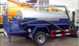 5立方抽粪车,5吨粪污车报价,小型环保的粪污运输车厂方