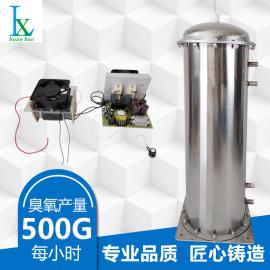500g臭氧管+电源高压包泳池水工业污水处理臭氧发生器消毒设备