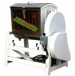 香河和面机HWY-50-II 50kg搅拌机搅面机香河万寿山和面机