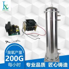 200G 蜂窝管臭氧配件食品厂印染工业污水处理臭氧发生器设备