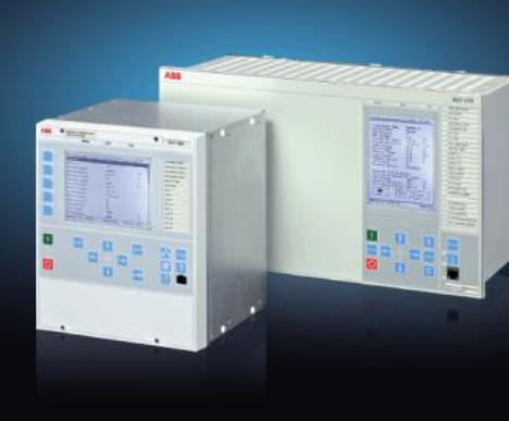 ABB继电保护装置REM545B-224CAAA