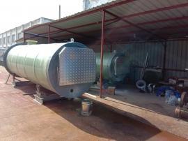 无人值守玻璃钢一体化预制泵站污水提升设备