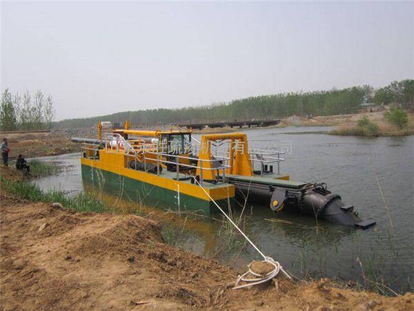 18寸挖泥船配置现货 18寸绞吸式挖泥船参数