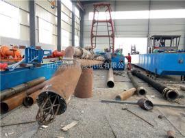 柬埔寨8寸泵100方抽沙船产量 100方抽沙船抽沙深度25米