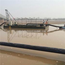 老挝200方抽沙船 出口200方射吸式抽沙船尺寸和流量