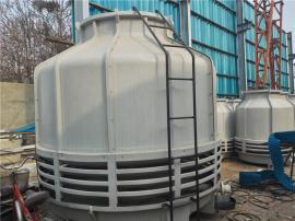 50T冷却塔,冷却塔报价,圆形冷却塔,玻璃钢冷却塔