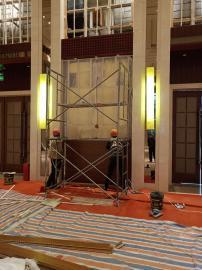 大型酒店���h室��W改造