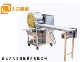 商用烤鸭饼机,商用烤鸭饼生产线,出口烤鸭饼生产设备