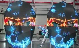 LED人面电子显示屏生产厂家