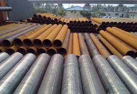 3PE防腐L360M直缝焊管