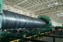 Q345B螺旋焊管