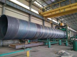 Q355D螺旋管-Q355D螺旋焊管