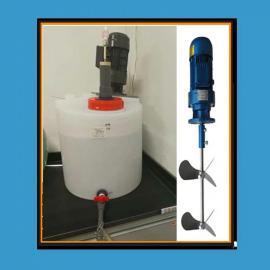 1500L PE�F底��拌桶(一次排空) 母液��拌罐 �化合成加�箱�O��
