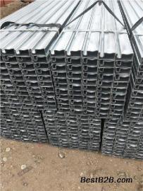 非标凹槽钢管信息、凹槽钢管尺寸