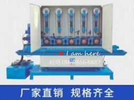 平面五组输送式水磨拉丝机 干湿两用水磨拉丝机 水砂机