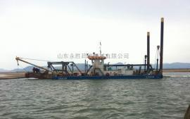 500方斗轮式挖泥船 水库泥沙清淤斗轮挖泥船