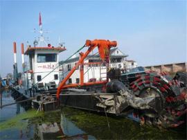 300立方斗轮式挖泥船性能优于绞吸式挖泥船