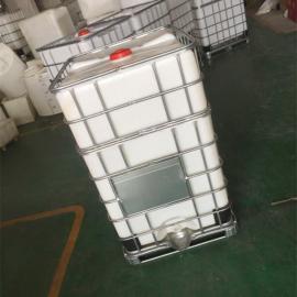 1500L耐酸碱防水涂料运输桶包装桶周转桶一次成型