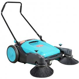 KL9240手推式扫地机无动力工业扫地车车间工厂学校停车场道路