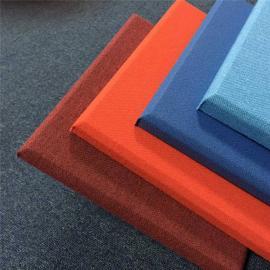 排�室隔�用 �r棉布�吸�板 屹晟建材出品 吸音板