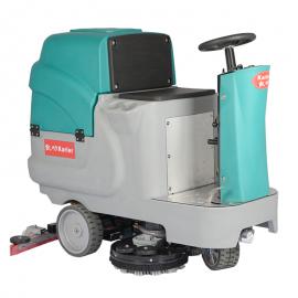 凯叻HY660驾驶式洗地机中型物业保洁商场卖场拖干机擦地机