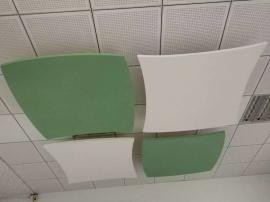防潮 不变形 岩棉玻纤板 屹晟建材 岩棉玻纤板