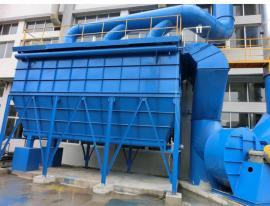 脉冲布袋除尘器设备 中央除尘系统 木工工业环保设备