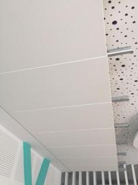 岩棉玻纤板 吊顶板 天花板 屹晟建材出品 岩棉玻纤降噪板